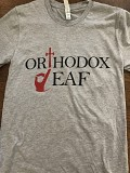 Orthodox Deaf from Logo T